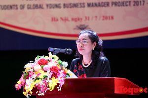 Bế giảng khóa đào tạo Tiếng Việt cho 91 học viên Hàn Quốc