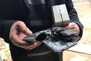 Gia đình nạn nhân vụ Galaxy Note 4 phát nổ đâm đơn kiện Samsung, đòi bồi thường gần 6 tỷ đồng