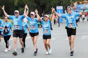 'Mơ giấc mơ lớn' cùng marathon TP.HCM lần 6