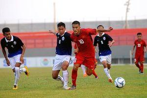 Việt Nam có trận thắng thứ hai ở giải Đông Nam Á