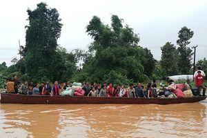 Đẩy mạnh điều tra vụ vỡ đập thủy điện Lào