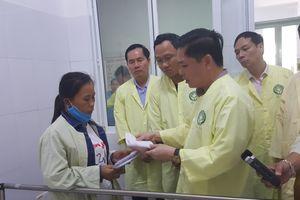 Vụ TNGT khiến 13 người tử vong: 4 bệnh nhân tạm ổn