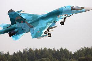 Xem Su-34 Nga phóng 'sát thủ diệt hạm' Kh-31