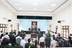 Đề nghị phạt cải tạo không giam giữ cựu Đại tá Phùng Danh Thắm