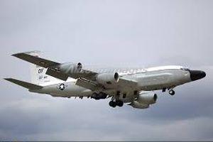 Máy bay do thám của Mỹ xuất hiện gần Crimea