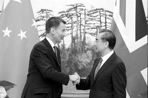 Trung Quốc sẽ bắt tay Anh về thương mại