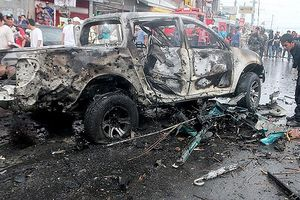 Philippines: Ít nhất 6 người thiệt mạng trong vụ đánh bom xe