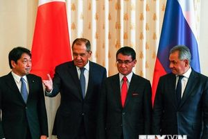 Nhật-Nga sẽ theo đuổi mục tiêu phi hạt nhân hóa bán đảo Triều Tiên