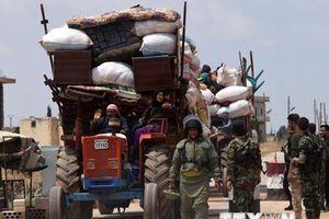 Syria: Khoảng 300 phiến quân đồng ý rời khỏi khu định cư ở Quneitra