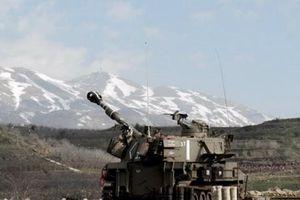 Các lực lượng Iran rút vũ khí hạng nặng khỏi Cao nguyên Golan