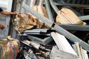 Khởi tố vụ án 100 bánh cocaine trong container thép Pomina