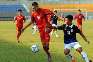 U16 Việt Nam thắng dễ Timor Leste
