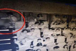 Tranh cãi vụ nhân viên rạp CGV tung cảnh nóng quay trong rạp