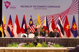 ASEAN cam kết chống phổ biến vũ khí hạt nhân