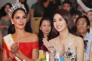 Hoa hậu Thu Ngân tiết lộ cuộc hôn nhân với chồng đại gia