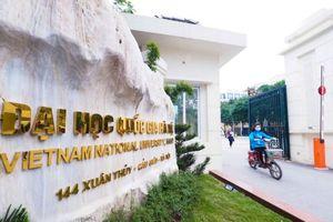 ĐH Quốc gia Hà Nội trở lại vị trí số 1 Việt Nam trong xếp hạng Webometrics