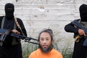 Nhà báo Nhật Bản bị phiến quân Syria bắt giữ từ năm 2015 cầu cứu qua video