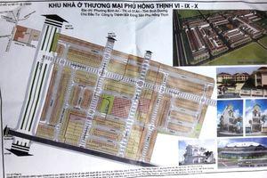 Điểm sáng dự án đất nền Phú Hồng Thịnh