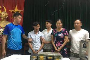 Bắt 'trùm' ma túy ở Lóng Luông, thu giữ 50 bánh heroin