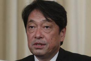 Nhật Bản yêu cầu Nga giảm quân sự hóa quần đảo tranh chấp