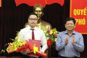 Đà Nẵng có Phó chánh Văn phòng Thành ủy mới