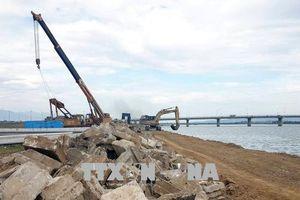 Gần 56 tỷ đồng sửa chữa kè bờ Nam thành phố Tuy Hòa