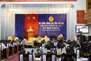 Bầu bổ sung chức danh Ủy viên UBND tỉnh Yên Bái