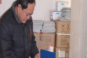 Nghi án quan chức Trung Quốc tự tử sau vụ bê bối vaccine trẻ em
