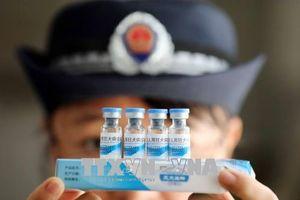 Ấn Độ quyết định thu hồi vaccine 'bẩn' của một công ty Trung Quốc