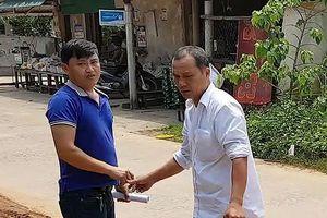 'Nhà báo' tẩu thoát trong vụ tống tiền CSGT Tiền Giang là ai?