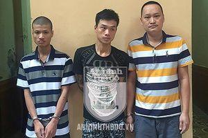 Gây ra hàng loạt vụ trộm cắp xe máy khắp Hà Nội, 'siêu trộm' sa lưới pháp luật