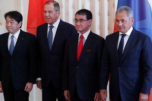 Nhật Bản đề nghị Nga chấm dứt quân sự hóa quần đảo tranh chấp