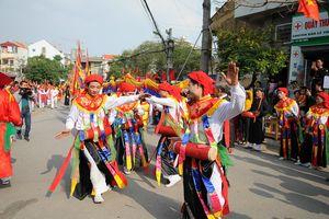 Chung riêng văn hóa Thăng Long - xứ Đoài