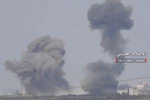 Nga dội lửa hủy diệt IS, mở đường cho quân đội Syria giải phóng Yarmouk, Daraa