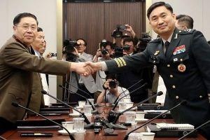 Diễn tiến mới trên bán đảo Triều Tiên