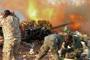 Quân đội Syria bất ngờ tấn công dữ dội Latakia, phiến quân tháo chạy