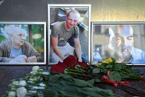3 nhà báo Nga bị sát hại tại Cộng hòa Trung Phi