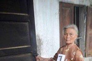 Bà cụ 70 tuổi lẻn vào nhà hàng xóm trộm dây chuyền và nhẫn vàng