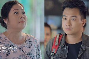 Gạo nếp gạo tẻ: Hồng Vân 'muối mặt' vì chửi lầm bạn trai Minh là tài xế