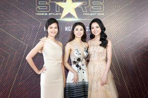 Hoa hậu Thu Thủy, Thu Ngân, Ngọc Anh cùng tìm kiếm 'Ngôi sao danh vọng'
