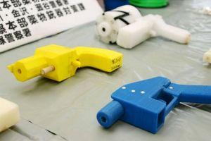 Nhà Trắng bị kiện vì súng in 3D