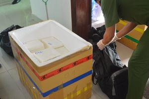 Khởi tố vụ án vận chuyển 119 kg cocaine