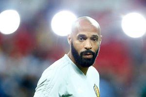 Thierry Henry sắp trở thành HLV của Mohamed Salah