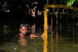Ngoại thành Hà Nội khi nào hết ngập?