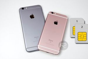 Apple âm thầm trang bị 2 SIM cho iPhone X Plus