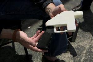 Mỹ 'tá hỏa' vì người dân có thể in súng 3D ở trường học