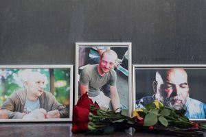 Ba phóng viên Nga bị sát hại khi làm phim ở Trung Phi