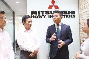 Tập đoàn Mitsubishi Heavy Industries (Nhật Bản) cam kết đầu tư dài hạn tại Việt Nam