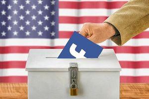 Facebook xóa sổ các trang gây nhiễu loạn bầu cử Mỹ 2018