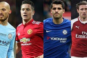Đội hình 11 ngôi sao Tây Ban Nha của 'tứ đại gia' Premier League